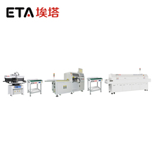 SMT Assembly Line Solution LED Making Machine PCB Soldering Equipment