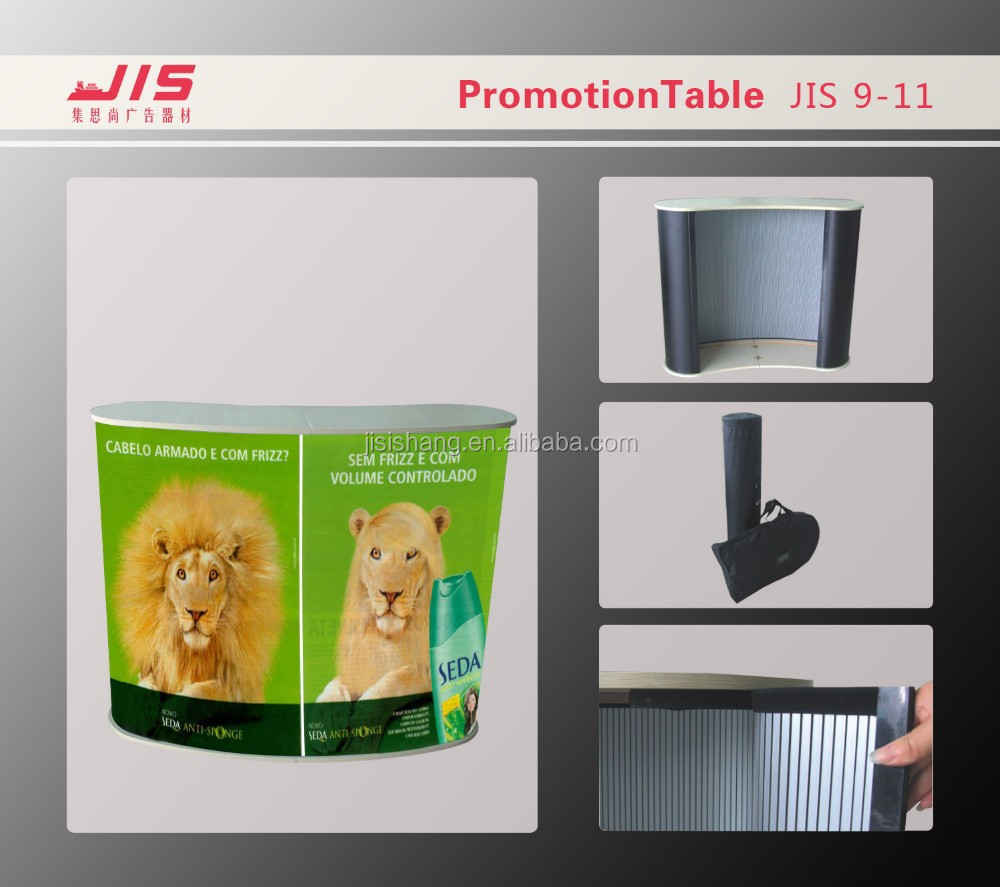 High quality good effect PVC sheet supermarket display stand