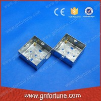 China Electrical Steel Conduit and Junction Boxes