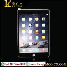 For personal privacy arrived anti apy tempered glass screen guard film for iPad Air