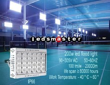 150w~4000W high power outdoor LED lighting