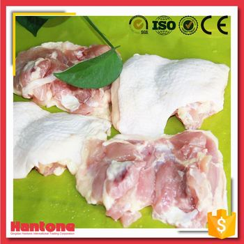 KOSHER Low-Fat Frozen Boneless Chicken Leg Quarters