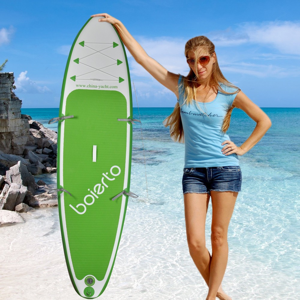 Top selling inflatable surfboard blanks