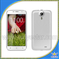 MP118+ 5 inch cellulari android quad core front 2mp camera phone