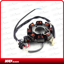 Motorcycle Engine Parts Magneto Coil Of Motorcycle stator For YBR125