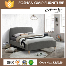 Omir funiture bed furniture banana yellow color kids bed SS8029