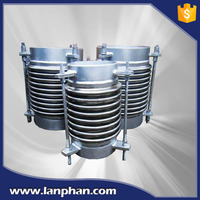 High Quality Reinforced Corrugated Pipe Expansion Joint Bellow
