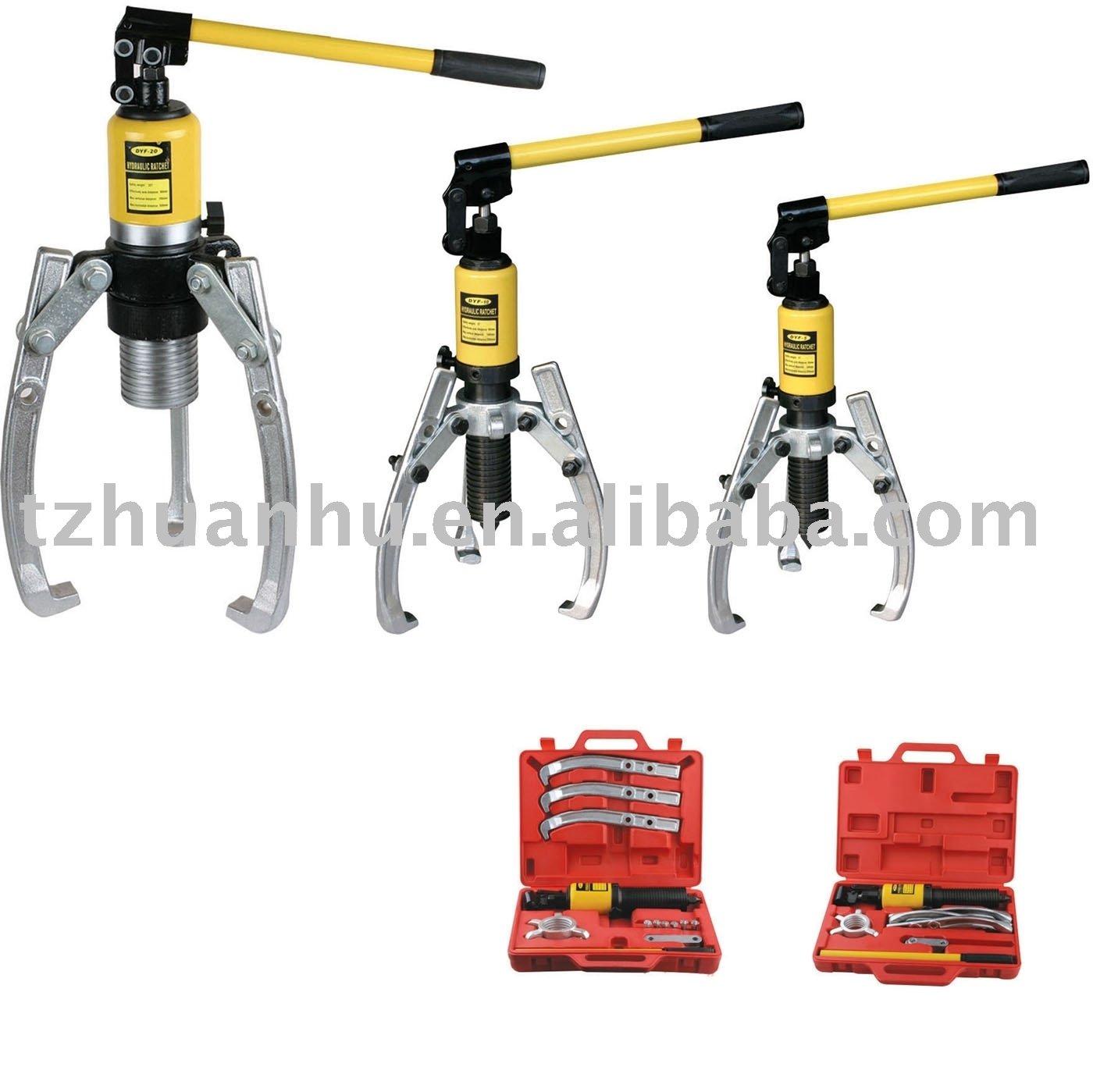 Hydraulic Bearing Puller Taparia : Extractores de rodamientos hidraulica herramientas