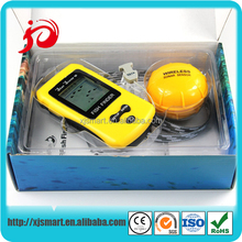 New portable wireless object finder with LCD display