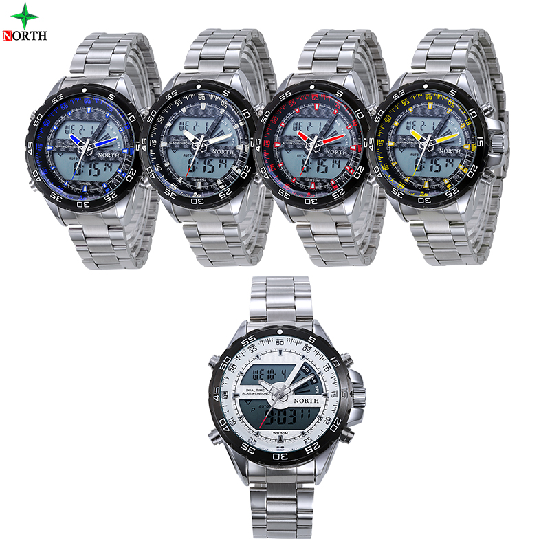 Aliexpress best seller men vogue stainless steel strap PC21 movt multiple function waterproof watch