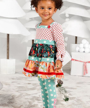 trendy girls wholesale boutique clothing toddler ruffle outfit