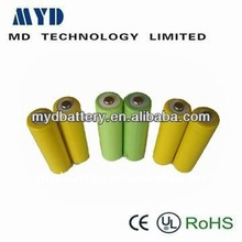 NI-MH rechargeable battery 700MAH 2/3AA 1.2V with factory price