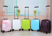 ABS expandable hard shell Travel trolley luggage