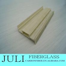 High strength composite fiberglass parts, Customised Pultruded FRP Profiles