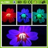 Factory direct sale new fashion advertising led inflatable flower decorations