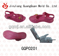 Children sandal pvc slipper mold GQP0201