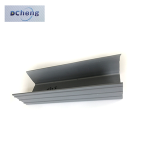 Best quality not breaking easily pvc angle profiles