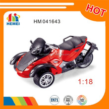1:18 diecast motorcycle model toys