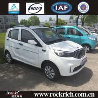 Good quality 4 wheel electric car automobile