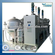 YNZSY series used oil black oil refinery for sale in united states factory