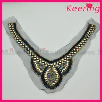 wholesale keering handmade fashion bead embroidery neck WNL-1507