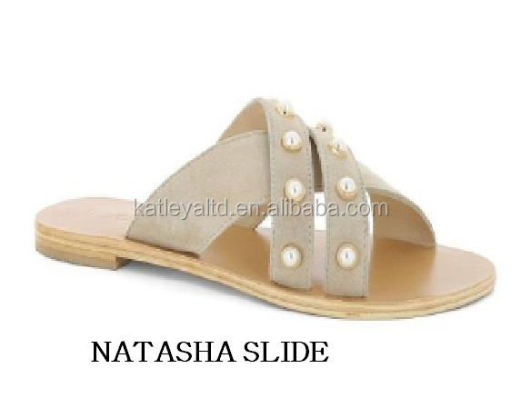 leader slide for woman in cheap price