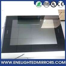 Factory price supply OEM magic mirror tv bath mirror TV
