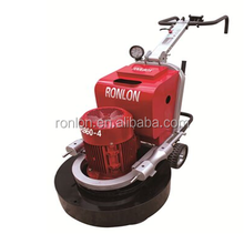 R860-4 with CE Certification high efficient floor grinder electric grinding and polishing machine in grinding machines