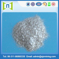 natural color phlogopite mica for decoration/paint/coating/rubber/plastics/welding