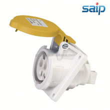 Hot Sale IP67 Plastic 15 amp switched socket