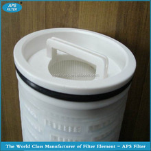 PP Microporous folded korea water filter