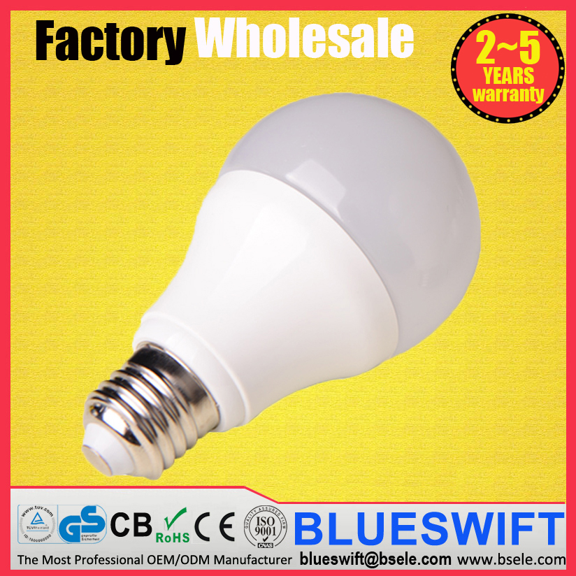 SMD5630 E27 10W 1 Volt Led Light Bulbs