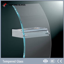 Bent tempered glass manufacturer