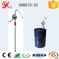 2016 hand suction pump CH8015 portable priming pump