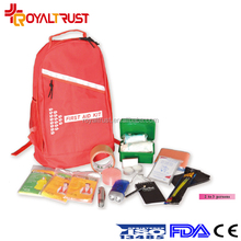 2015 Hot Sale First Aid Backpack For Travel, Waterproof Travel Backpack