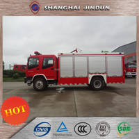 Steyr King 6 Wheels Water Foam Dry Powder Fire Fighting Truck