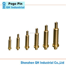 Competitive Price And High Current Spring Loaded Pogo Pin, 2Pin 3Pin 4Pin 5Pin 6Pin 8Pin Pogo Connector With 2.54mm Pitch