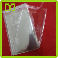 2016 free samples YiWu Custom Small Plastic Bags For Jewelry