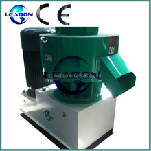 CE Certification portable vertical biomass fuel wood forming pellet mill machine price