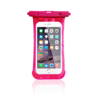 Hot selling waterproof pvc fancy mobile phone pouch,waterproof mobile phone bag