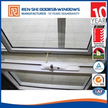 Modern latest home window design simple design aluminium awning windows