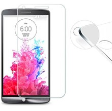 Promotion Tempered Glass Fingerprint No Rainbow Washable Screen Protector for LG G4