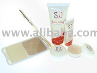 Sinjung -Two way cake,foaming and whitening make-up set