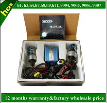 Mini G5 kit best brand 12v 35w hid xenon kit slim ballast