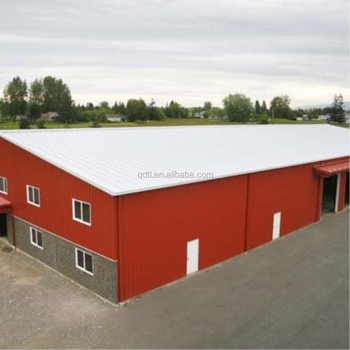 design manufacture workshop warehouse steel structure building