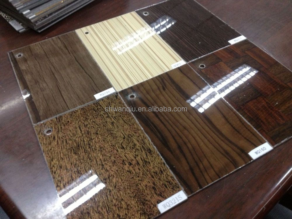 High Pressure Laminate Uv Hpl Sheet For Kitchen Cabinets
