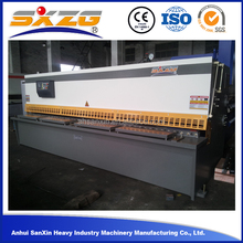 Good price list of hydraulic shearing machine and auto iron sheet cutter
