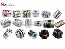 China cast iron flexible couplings for ball screw