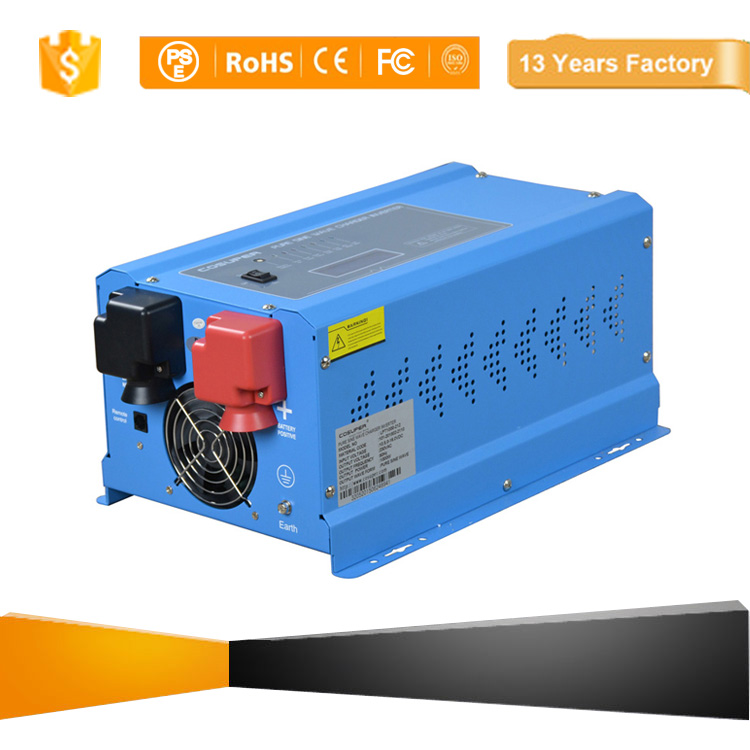 rechargeable battery inverter 24v 220v 10000w hybrid solar power inverter