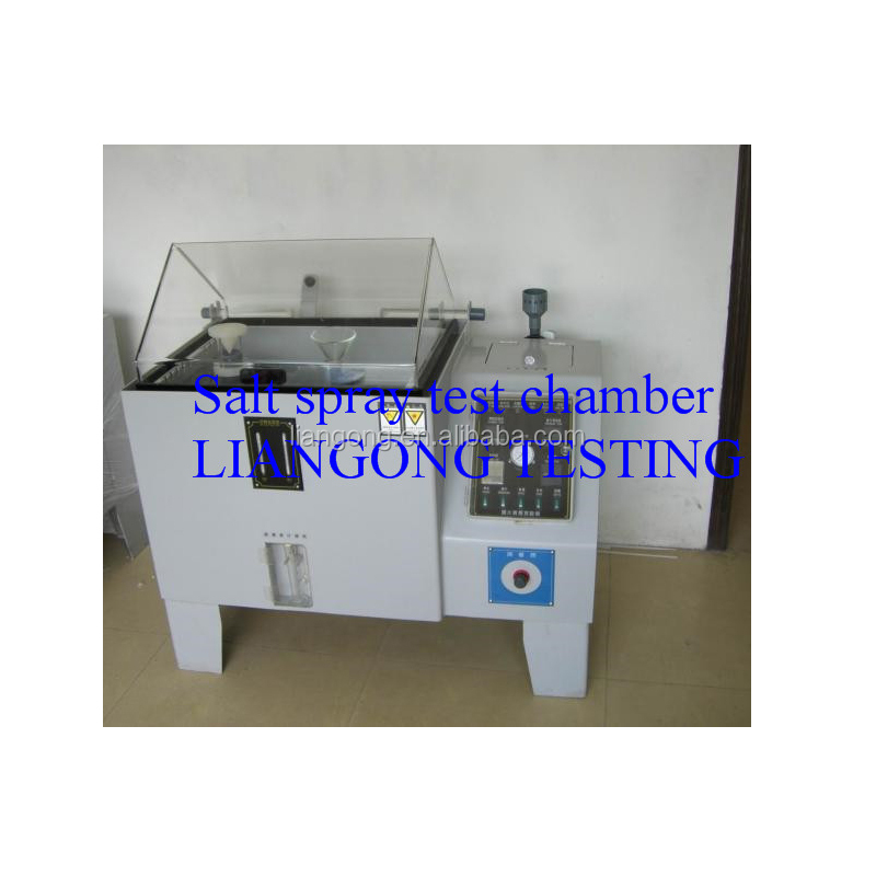 Electronic Power Salt Spray Test Cabinet Usage Salt Fog Testing Instrument